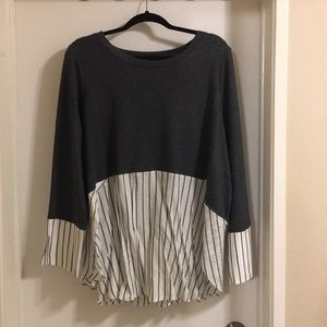 Love & Legend sweater size 2X